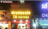 Tuyển phục vụ bàn, đứng thớt ca tối – Bò nhúng dấm 2A Thái Phiên