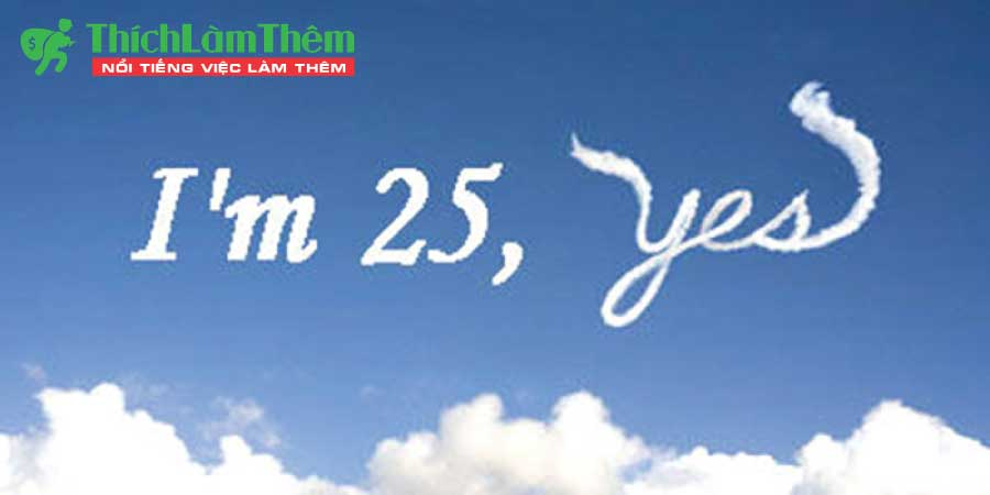 TUỔI 25 TÔI ĐÃ TỪ BỎ DANH VỌNG ĐỂ CHẠY THEO ĐAM MÊ