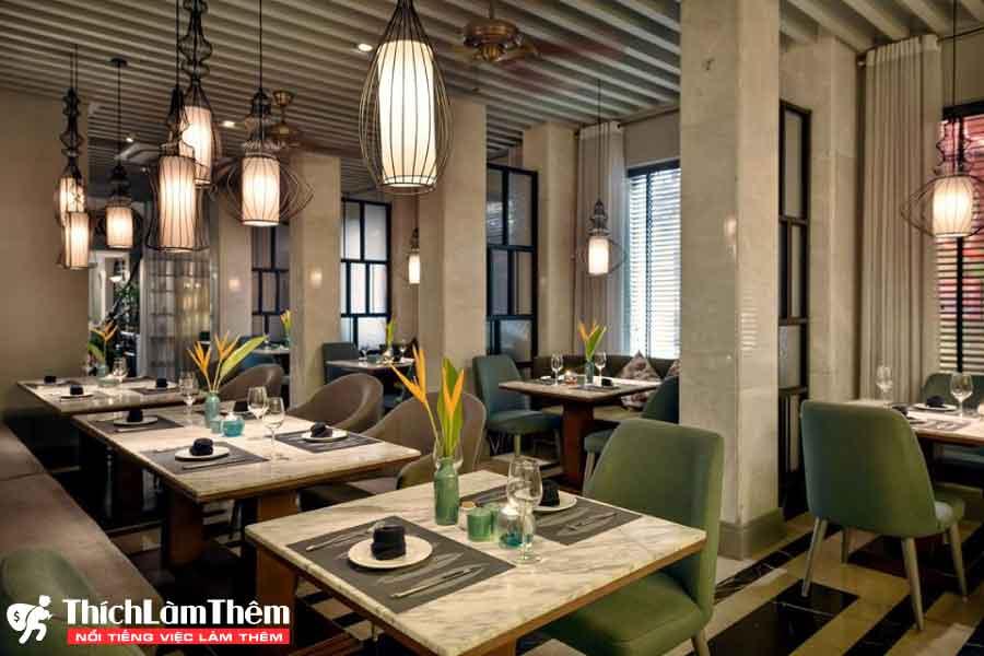 Tuyển nhân viên phục vụ – Nhà hàng khách sạn Essence