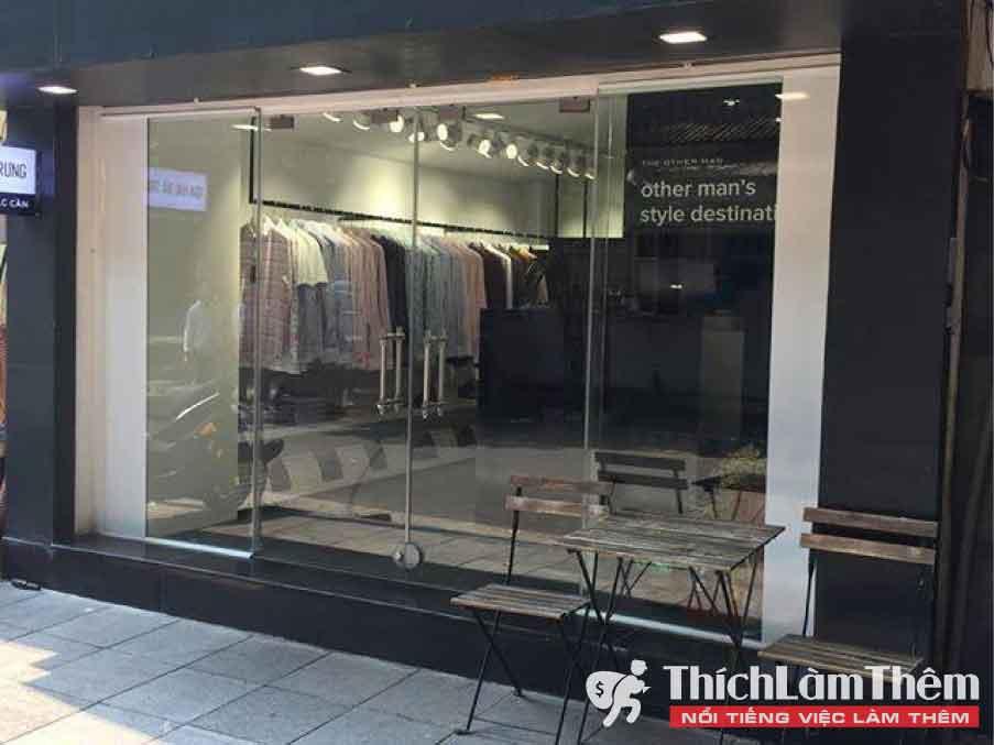 Tuyển nhân viên bán hàng – T.o.m Studio