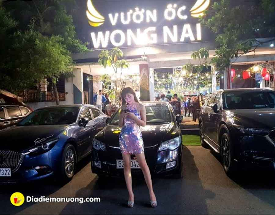 Tuyển phục vụ, bếp, trông xe – Vườn ốc Wongnai