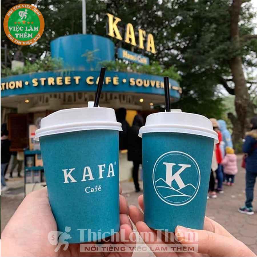 Tuyển quản trị viên tập sự – Hệ thống Kafa Café