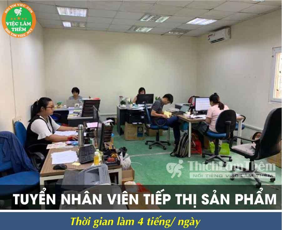 Tuyển nhân viên PG – Công ty TNHH TM Konbini Việt Nam