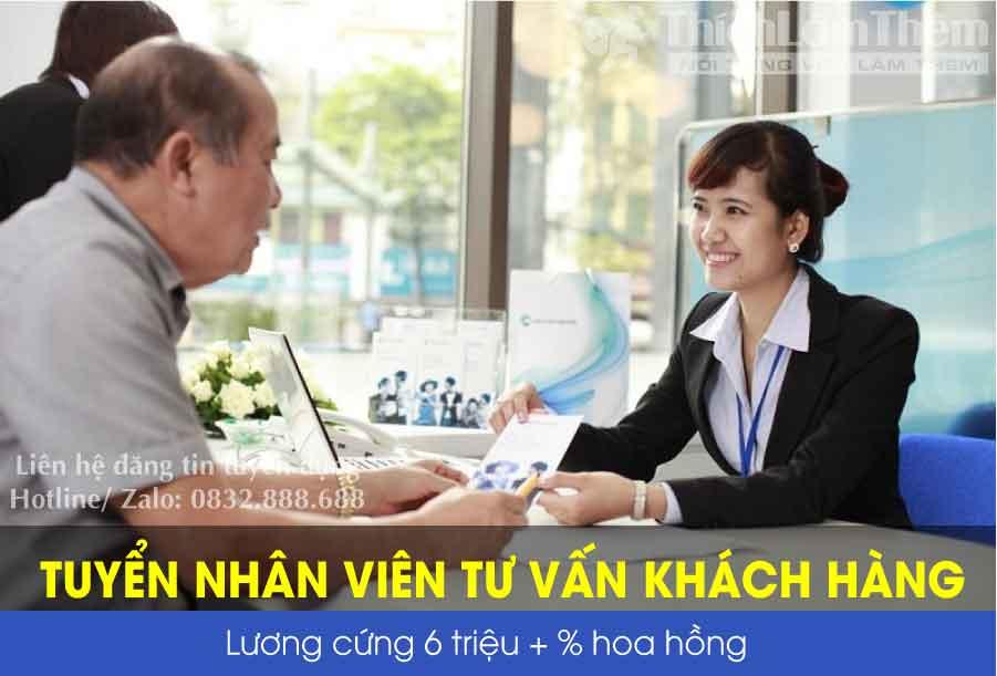 Tuyển chuyên viên tư vấn – Công ty TNHH TNHH Bizidex VietNam