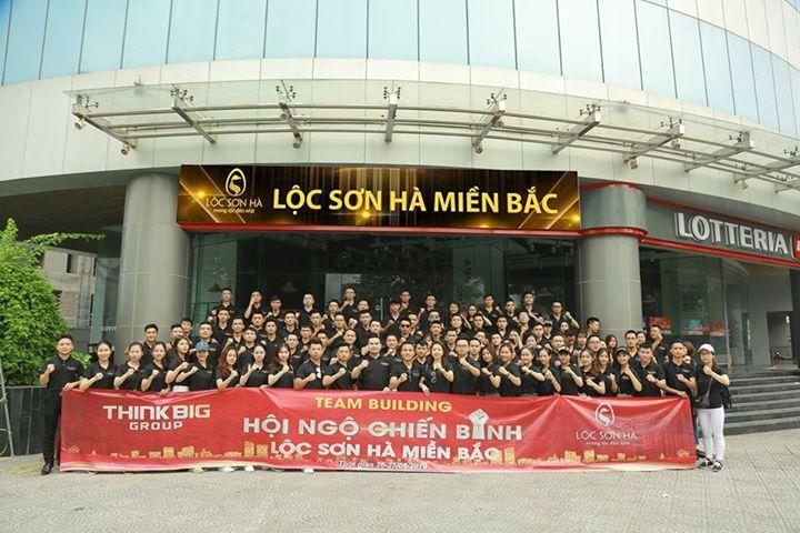 Tuyển nhân viên telesale – BĐS Lộc Sơn Hà