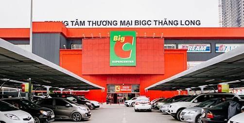 Tuyển nhân viên bảo vệ – Làm tại siêu thị BigC