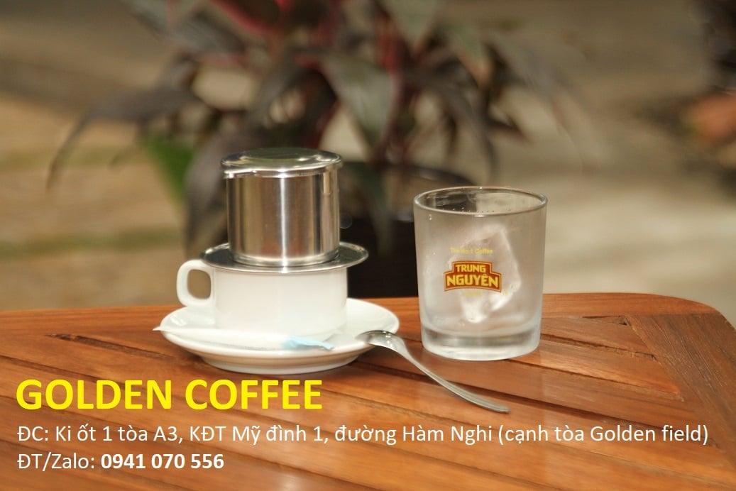 Tuyển nhân viên phục vụ bàn ca sáng – Golden Coffee