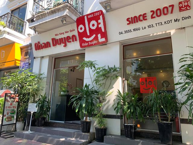 Tuyển nhân viên phục vụ – Nhà hàng Hàn Quốc