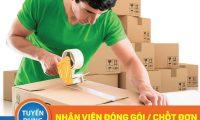 Tuyển nhân viên đóng gói, chốt đơn – Shop gia dụng online Unimart