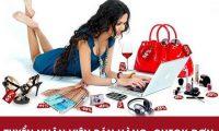 Tuyển nhân viên bán hàng, check đơn online – Shop online