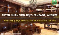Tuyển nhân viên bán hàng – JAD Luxury Fengshui – Hệ thống cửa hàng phong thuỷ cao cấp