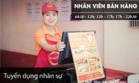 Tuyển nhân viên bán hàng – Hệ thống bánh mì Minh Nhật