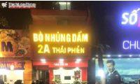 [HN] Tuyển nhân viên nhiều vị trí – Nhà hàng bò nhúng dấm 2A Thái Phiên