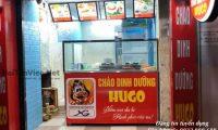 Tuyển nhân viên bán hàng, giao hàng – Hệ thống cháo dinh dưỡng Hugo
