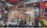 Tuyển cửa hàng trưởng, telesales, bán hàng – Thời trang Shinko Japan