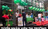 Tuyển nhân viên kinh doanh – Công ty TNHH thực phẩm sạch ABC