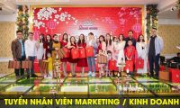 Tuyển nhân viên marketing, kinh doanh – Công ty Minh Đức