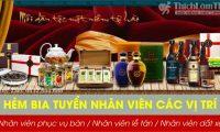Tuyển nhân viên bán hàng tại showroom – Công ty Việt Xưa