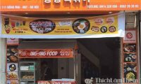 Tuyển nhân viên bán hàng, phục vụ – Cửa hàng gà rán ING – ING FOOD
