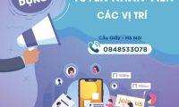 Tuyển bán hàng, kế toán, kỹ thuật phần mềm, kỹ thuật tháo lắp – Homecare 360
