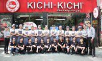Tuyển nhân viên nhiều vị trí – Nhà hàng lẩu băng chuyền Kichi Kichi