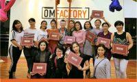 Tuyển nhân viên lễ tân, chăm sóc khách hàng – Phòng Tập Om Factory Hanoi