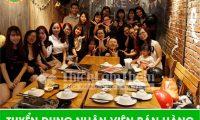Tuyển nhân viên bán hàng – Hệ thống cửa hàng phụ kiện sinh nhật Nana's Party