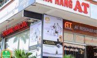 Tuyển nhân viên phục vụ, bán hàng, thu ngân – Nhà hàng AT