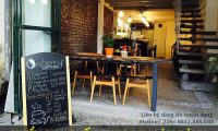 Tuyển nhân viên pha chế, phục vụ, làm bánh theo ca – Hệ thống cà phê nhà hàng Oriberry coffee