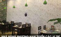 Tuyển nhân viên quản lý, phục vụ, thu ngân, tạp vụ – Nhà hàng Phương Nam_ Món Ngon Miền Nam