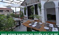 Tuyển nhân viên nhiều vị trí – Nhà hàng Salmonoid