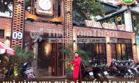 Tuyển nhân viên tại nhiều vị trí – Nhà hàng Vua Chả Cá