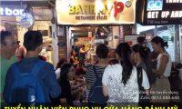 Tuyển nhân viên phục vụ – Cửa hàng Bánh mỳ P