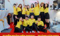 Tuyển nhân viên digital – quảng cáo trên MXH – Công ty TNHH Eternity Happy Lani