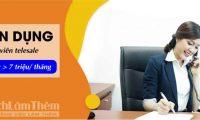 Tuyển nhân viên telesales – Công ty TNHH Aion Việt Nam