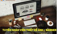 Tuyển nhân viên design – Công ty TNHH Eternity Happy Lani
