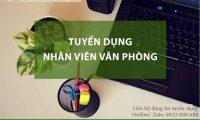 Tuyển nhân viên văn phòng – Dịch thuật Tân Việt