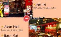 Tuyển nhân viên bán hàng, bếp, giao hàng – Chuỗi nhà hàng Pizza Hut