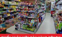 Tuyển nhân viên bán hàng siêu thị – Siêu Thị 12Gmart