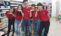 Tuyển nhân viên bán hàng – Chuỗi siêu thị Agami