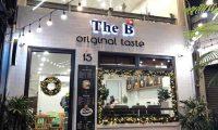 Tuyển nhân viên phục vụ bàn – The B Original taste