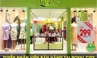 Tuyển nhân viên bán hàng – Shop thời trang nữ Labella