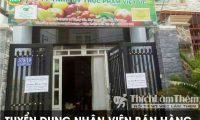 Tuyển nhân viên bán hàng – Công ty thực phẩm Việt Úc