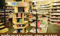 Tuyển nhân viên bán hàng, cksh, gia công – Topshop