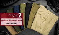 Tuyển nhân viên bán hàng theo ca – Hệ thống thời trang Torano