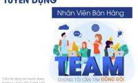 Tuyển nhân viên bán hàng tại shop – Quỳnh Team