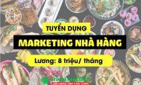 Tuyển nhân viên marketing – Nhà hàng lẩu bò Trung Hoa