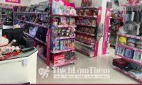 Tuyển nhân viên bán hàng – Akiko Store – Siêu thị hàng tiêu dùng Nhật Hàn