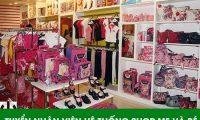 Tuyển nhân viên bán hàng, quản lý kho và vật tư -Hệ Thống Cửa hàng Mẹ & Bé Betiti Shop